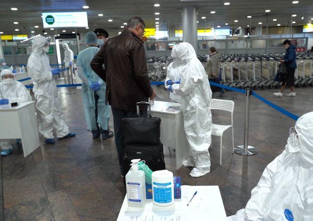 消息人士:俄羅斯將限制境外返回人員入境人數