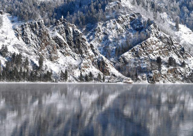 葉尼賽河,西伯利亞