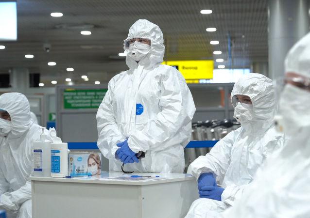 通過咳嗽診斷新冠病毒的系統或將出現在各機場