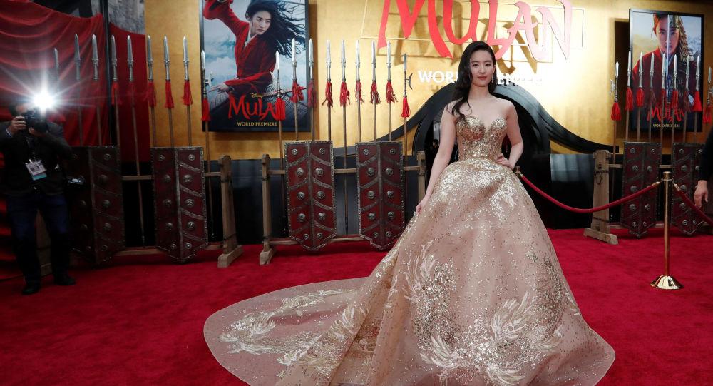 電影《花木蘭》將於8月20日在俄上映