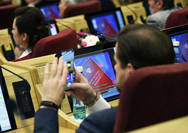 俄憲法修正案提前投票時間或為4月15日至21日