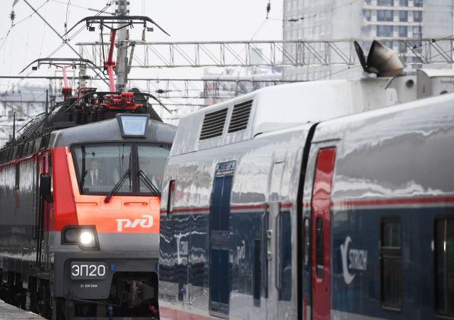俄鐵暫停莫斯科至柏林和巴黎的列車運營