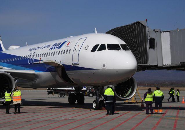 日本全日空航空公司開通東京-符拉迪沃斯托克航線