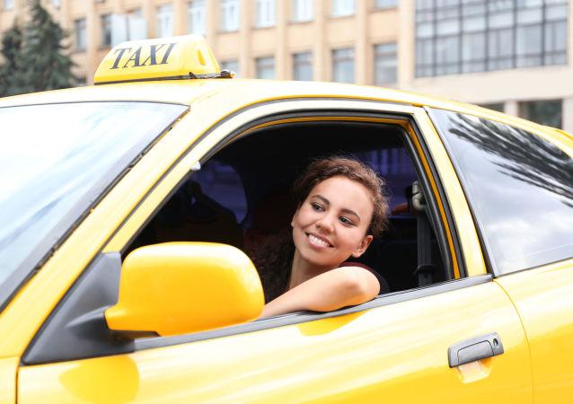 女性出租車司機