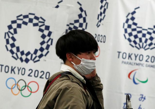 菅義偉:日本期望東京奧運會將證明世界戰勝疫情大流行