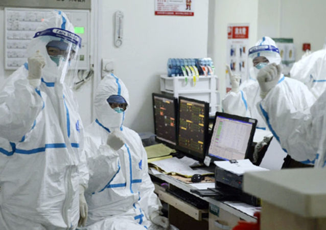 中國政府聯合工作組在塔吉克斯坦開展抗疫合作