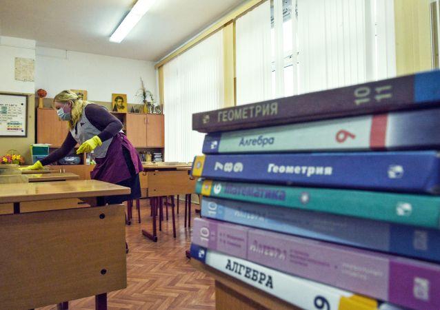 莫斯科一至五年級學生10月19日起返校 六至十一年級遠程教學