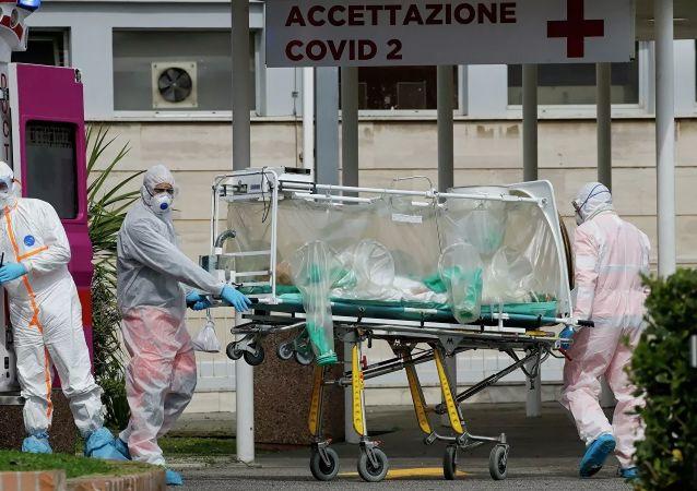 意大利單日新增COVID-19死亡病例上升 達474例