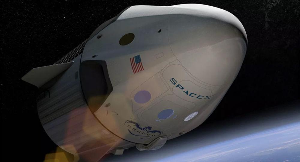 太空技術公司(SpaceX)的「龍」號貨運飛船