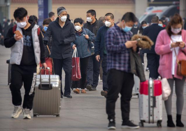 中國8月10日新增確診病例44例 其中本土病例13例