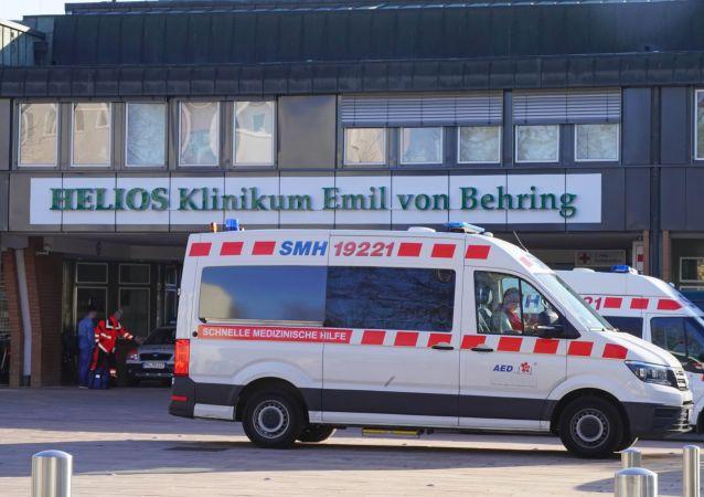 德國單日新增新冠病毒感染病例再創新高 達7830例