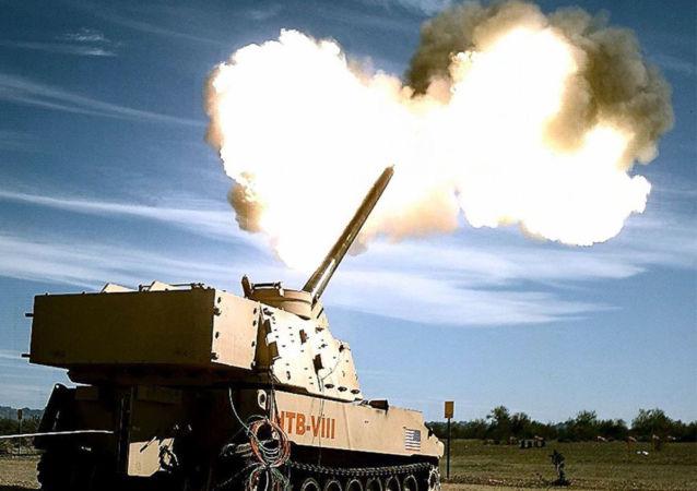 ERCA(增程自行榴彈炮