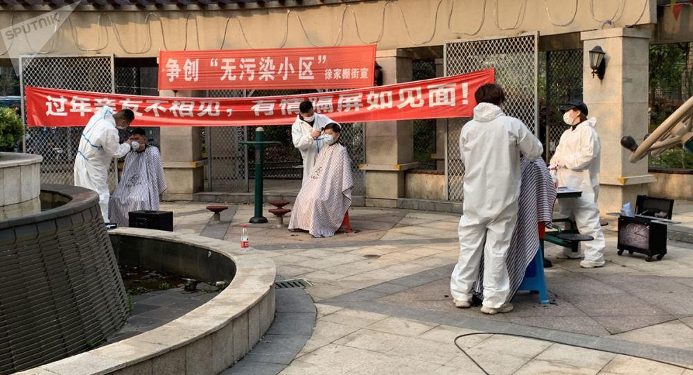 武漢居民認為武漢是世界上最安全的地方