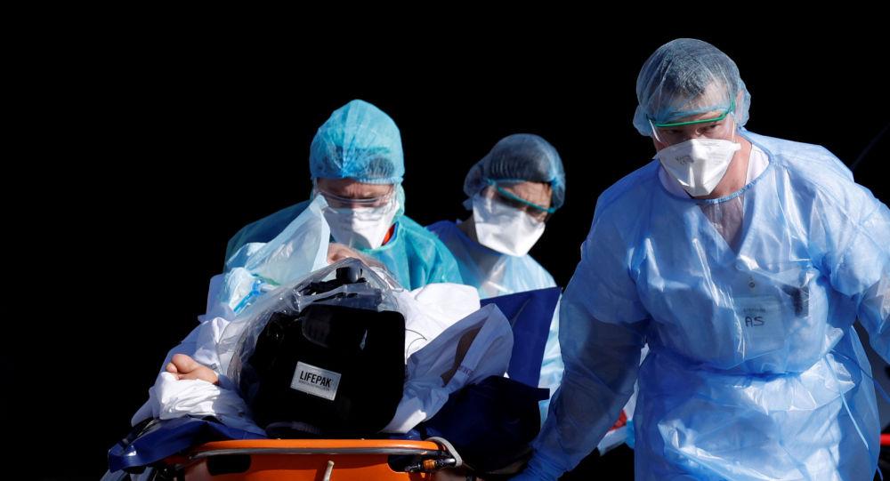德國外交部:德方已收治220例來自歐盟國家的新冠感染者