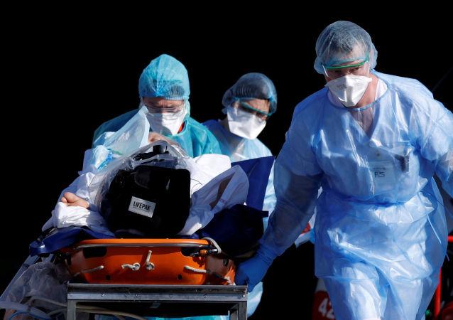 羅伯特∙科赫研究所:德國新增新冠病毒感染確診病例近1.13萬例 創下新紀錄
