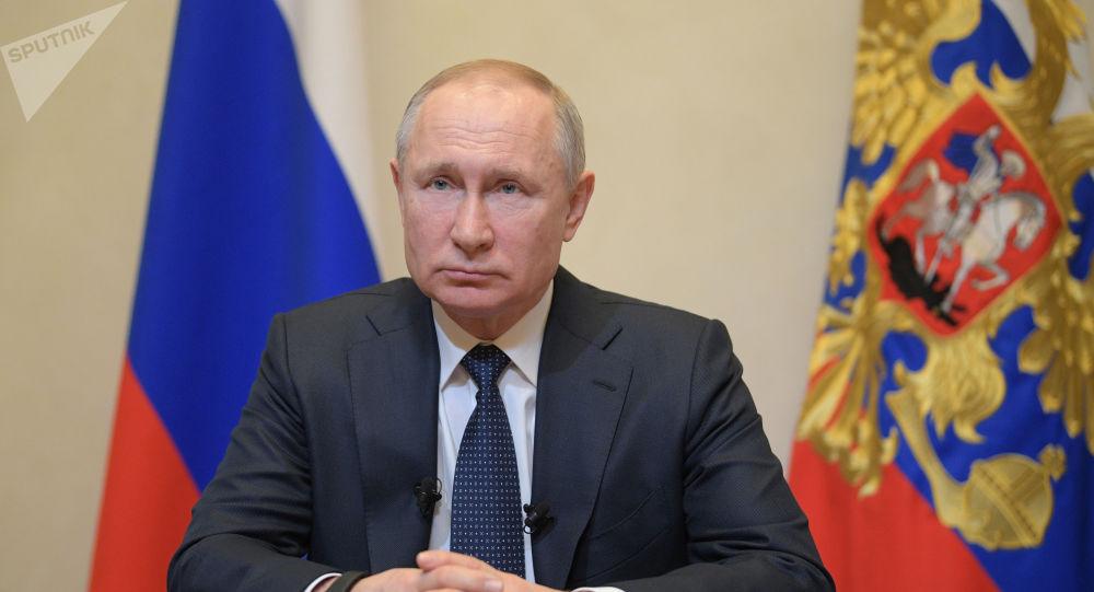 俄總統新聞秘書:普京將自行通告何時接種新冠病毒疫苗