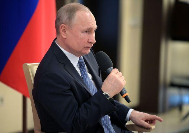 普京總統給出油價下跌原因
