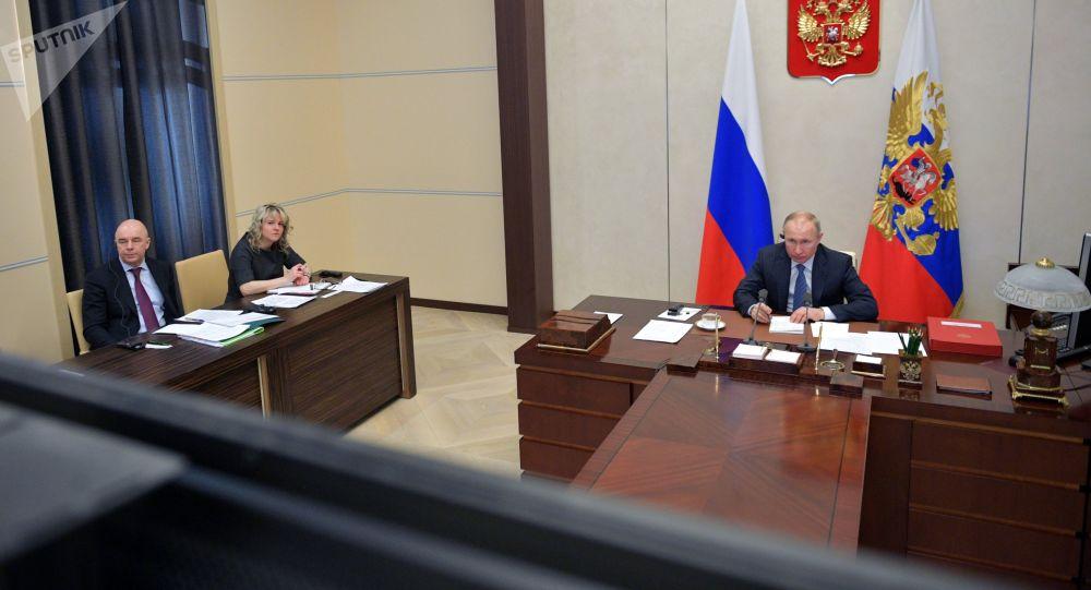 普京在G20峰會上稱各國絕不能「各掃自家門前雪」