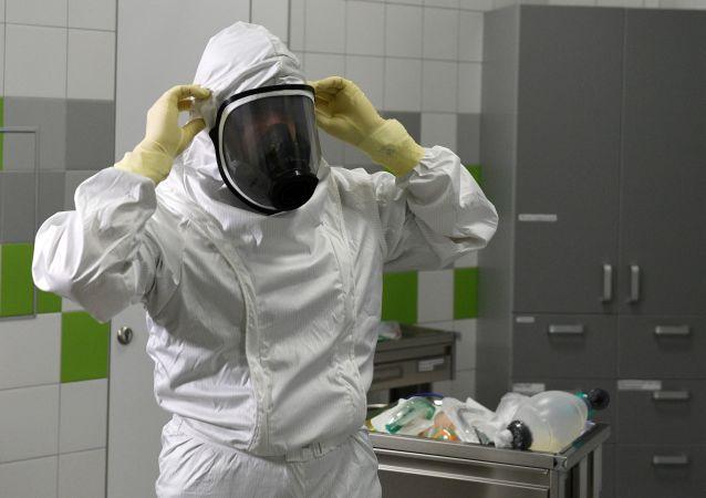 莫斯科州再有5人新感染新冠病毒死亡 死亡病例達到74例