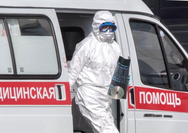 生物學家介紹俄羅斯如何能夠戰勝新冠肺炎