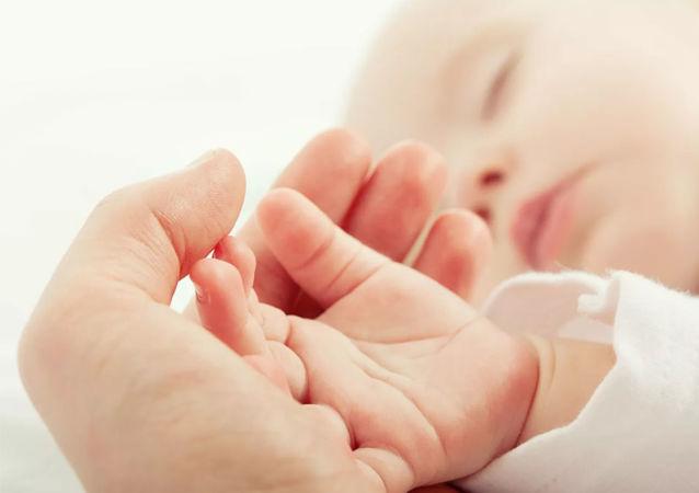 保加利亞有帶新冠抗體的孩子出生