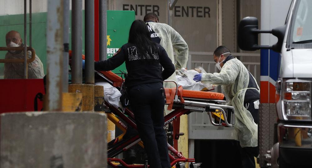 首名感染新冠病毒的幼嬰在美國死亡