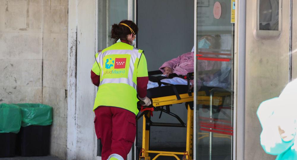西班牙過去24小時新增809例COVID-19死亡病例