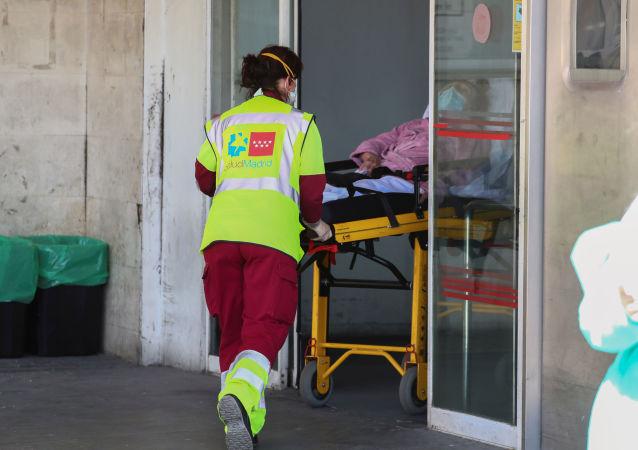 西班牙衛生部:全國單日新增新冠肺炎死亡病例325例