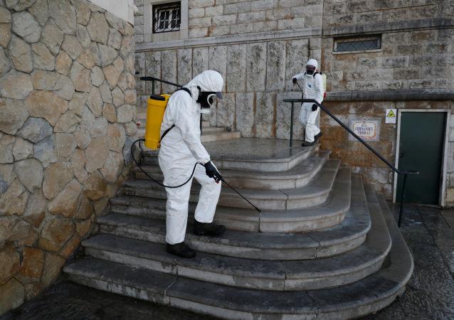 葡萄牙,新冠病毒