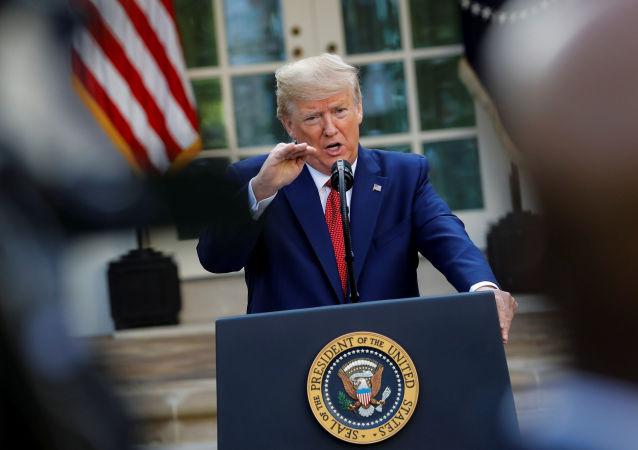 美國總統唐納德∙特朗普