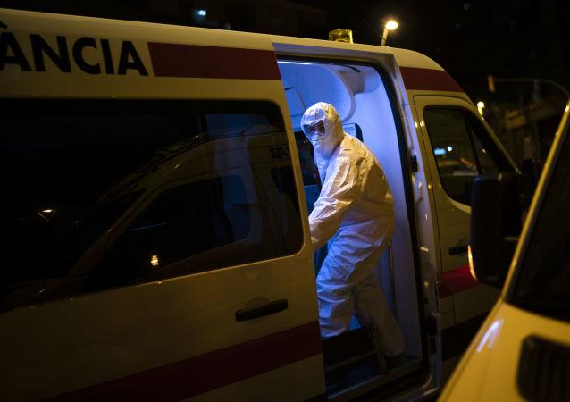 西班牙急救車