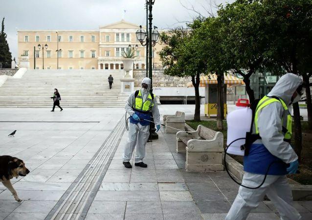 雅典(希臘首都)