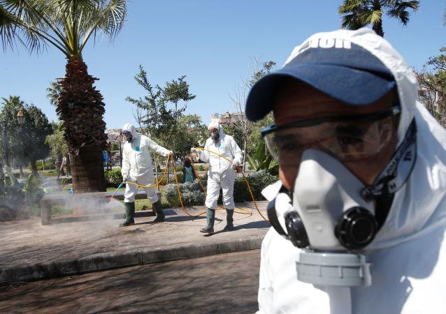 非洲新冠病毒感染人數累計超9萬