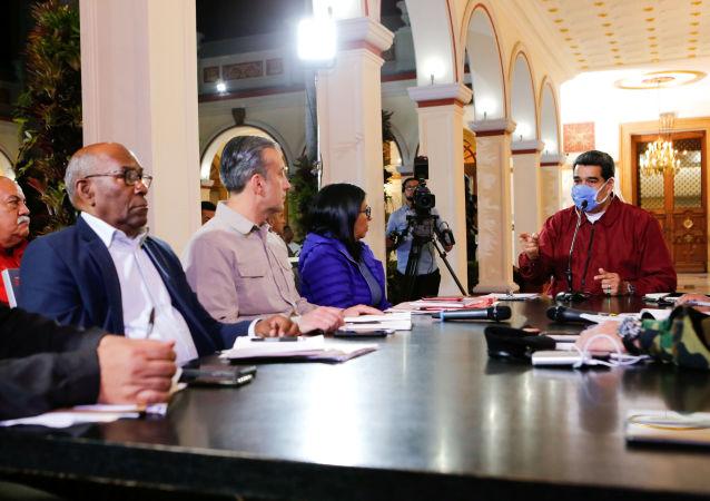 美國務卿:如果美國參與針對委內瑞拉的行動 一切都會不同