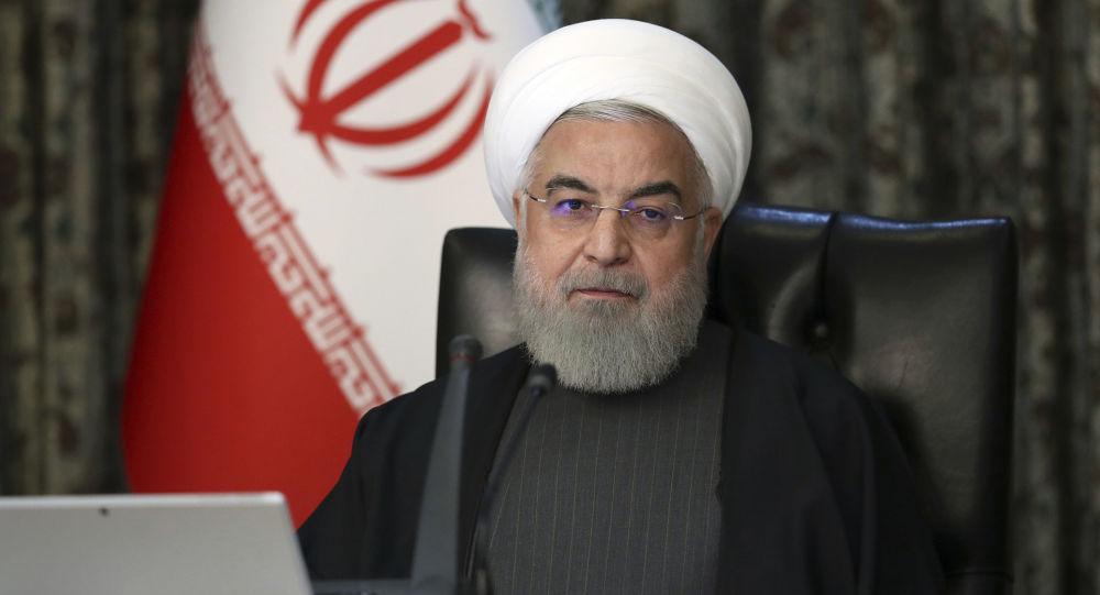 魯哈尼:伊朗譴責美國對敘利亞制裁 將繼續支持大馬士革