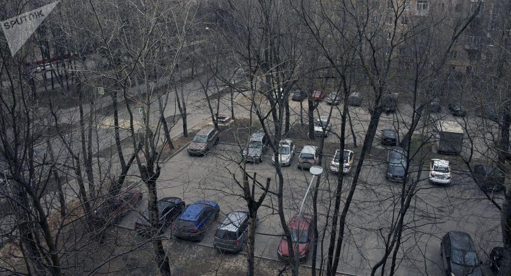 莫斯科約550名新冠病毒患者在家接受治療