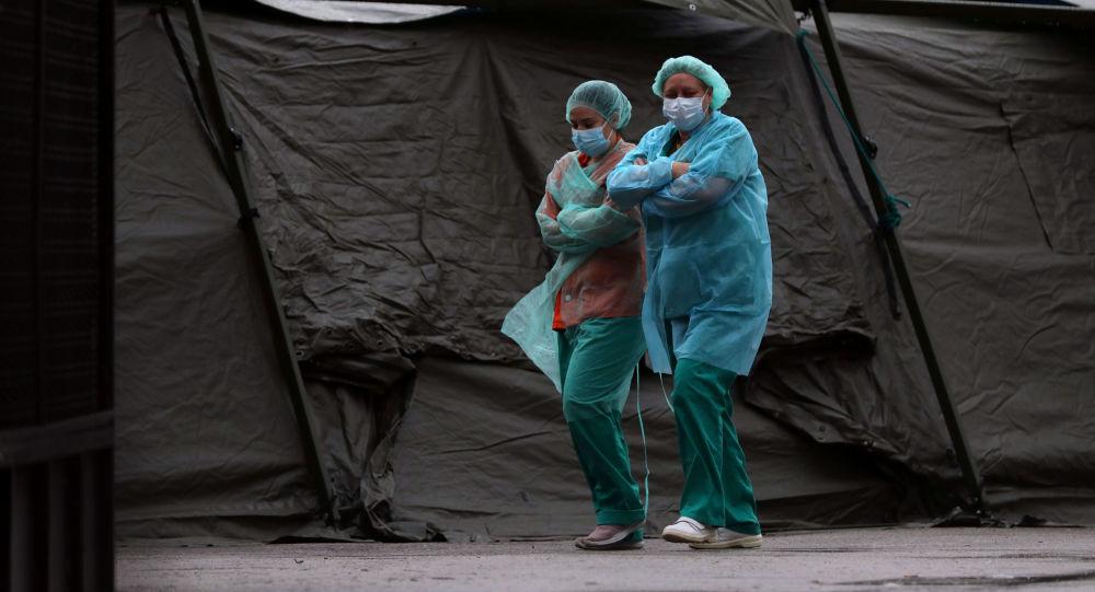 伊朗新冠病毒確診病例總數突破6萬例