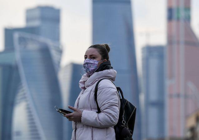 民調:近四成俄公民相信自我隔離可戰勝新冠病毒