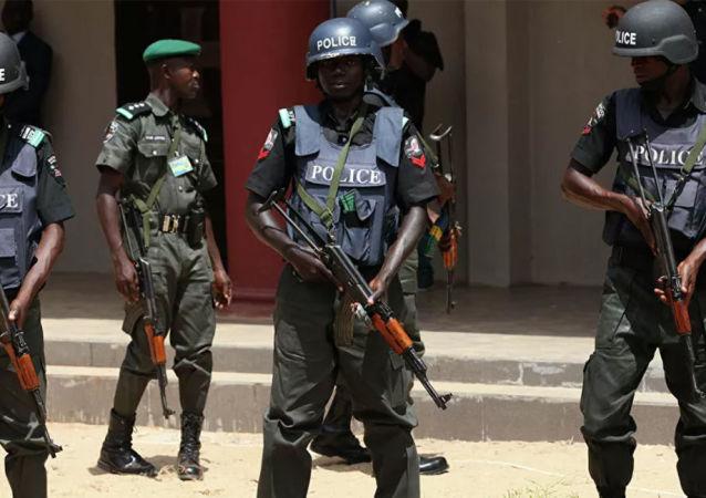 尼日利亞警方