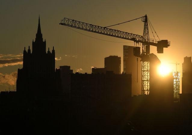 國際評級機構惠譽預計俄今年GDP降幅可達3.3%