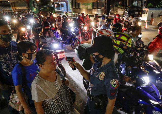 菲政府發現治療中國新冠肺炎患者的地下醫院