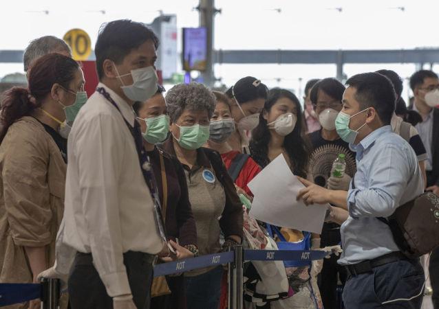 中國到泰國的客流將從今年8月起開始回升