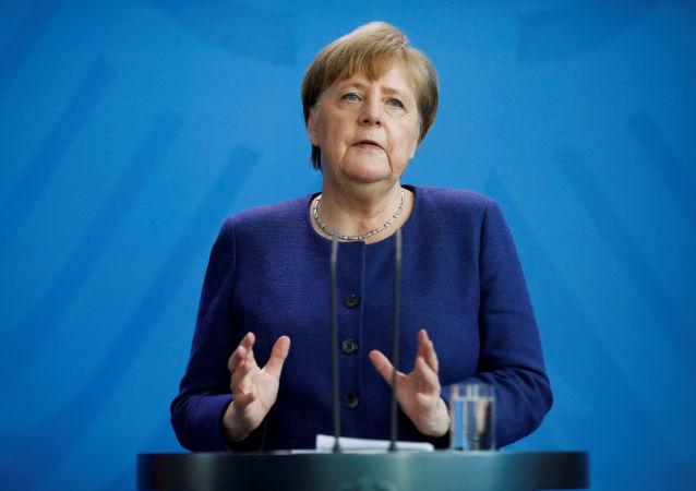 德國總理默克爾