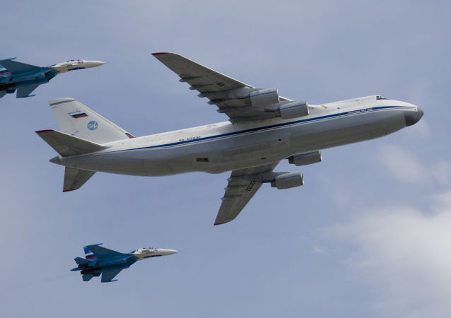 安-124「魯斯蘭」運輸機
