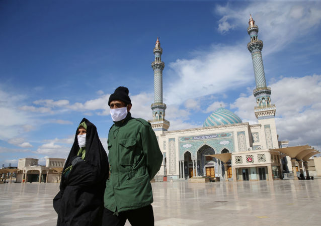 伊朗新冠病毒感染病例創紀錄 單日新增病例首超23000例