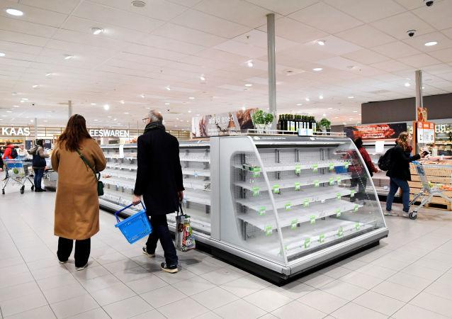 荷蘭累計確診新冠病毒病例逼近2萬