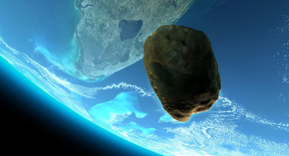 人們將可以在星空中看到飛過地球的小行星