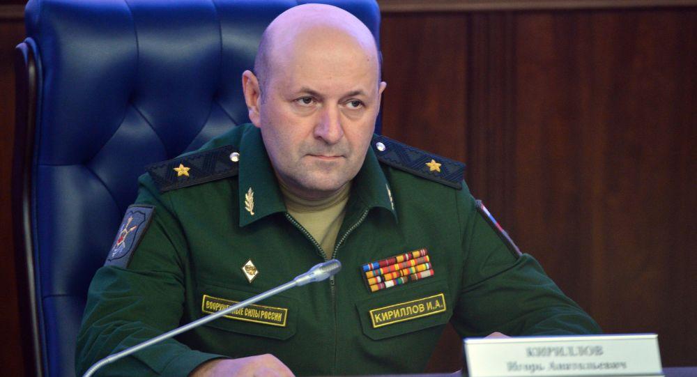 伊戈爾∙基里洛夫 (資料圖片)
