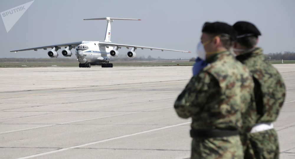 俄將向波黑提供抗擊新冠病毒的援助