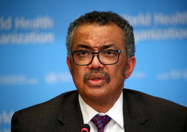 世界衛生組織總幹事譚德塞